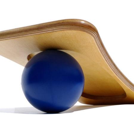 Coolboard balance trainer, balance board