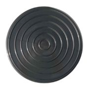 Easy Start Balance Disc, 40 cm, for CoolBoard wobble board, shown from top