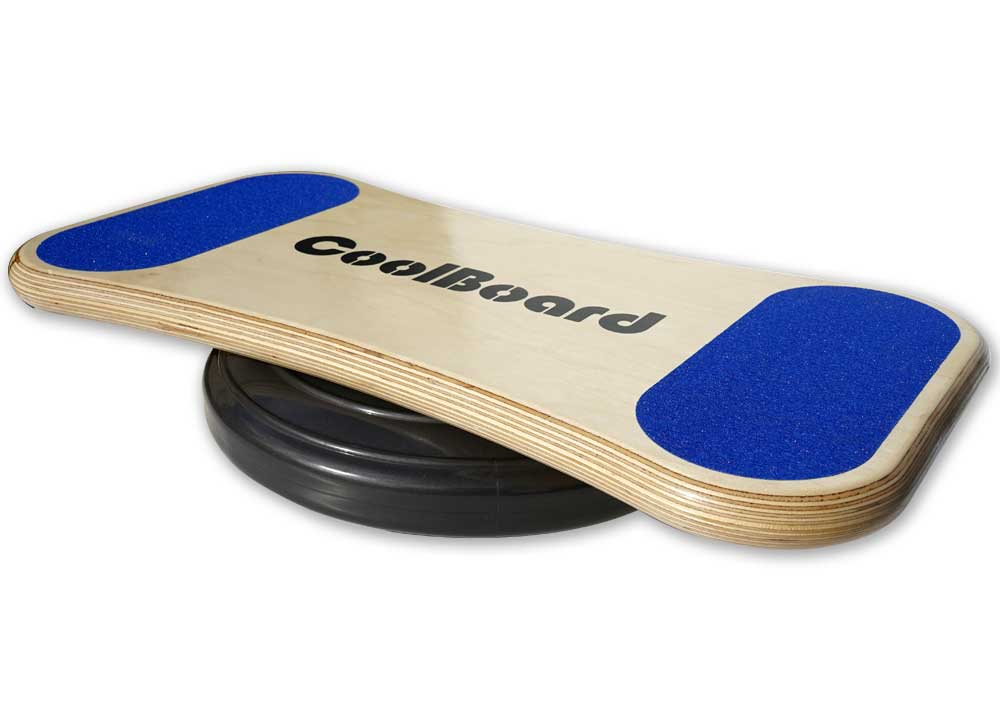 Balance Exercises are Fun With CoolBoard