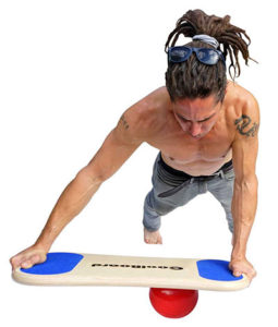 Core strength balance board