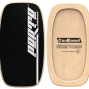 Porto LongTail balance board front and back