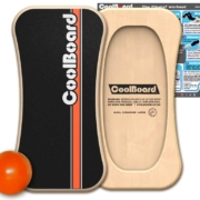 Large CoolBoard balance board with Ball 2