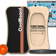 Medium CoolBoard balance board with Ball and Disc 2