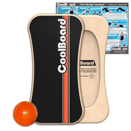 Medium CoolBoard balance board with Ball