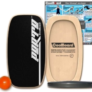 Porto LT balance board with Ball and Disc 2